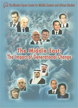 Cover for the book: Middle East, The
