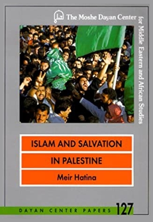 Cover for the book: Islam and Salvation in Palestine