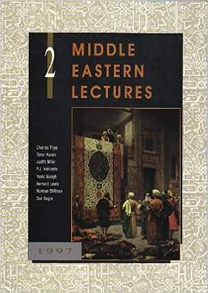Cover for the book: Middle Eastern Lectures