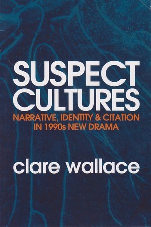 Cover for the book: Suspect Cultures