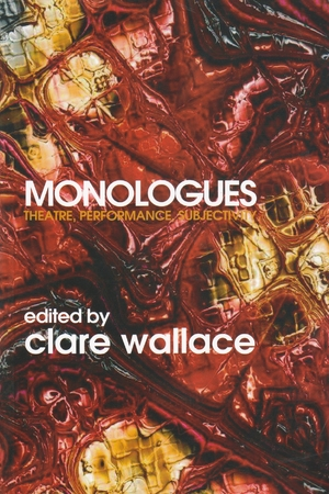 Cover for the book: Monologues
