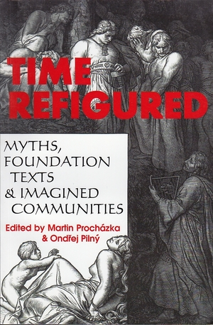 Cover for the book: Time Refigured