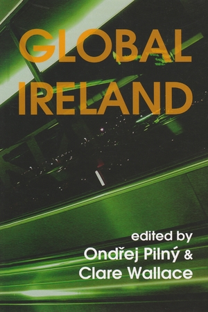 Cover for the book: Global Ireland