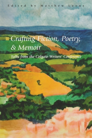 Cover for the book: Crafting Fiction, Poetry, and Memoir