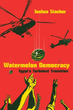 Cover for the book: Watermelon Democracy