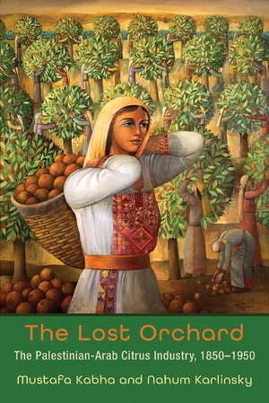Cover for the book: Lost Orchard, The
