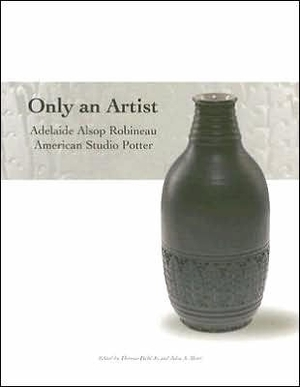 Cover for the book: Only an Artist