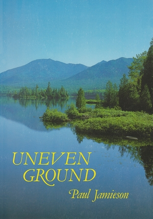 Cover for the book: Uneven Ground