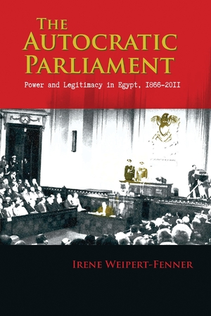 Cover for the book: The Autocratic Parliament