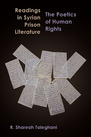 Cover for the book: Readings in Syrian Prison Literature