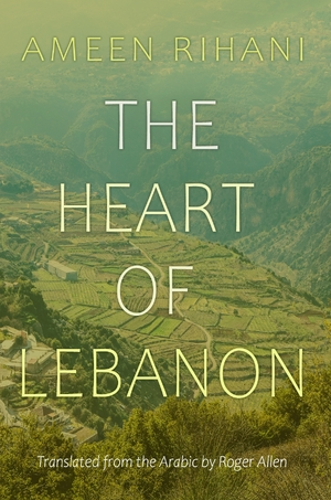 Cover for the book: Heart of Lebanon, The