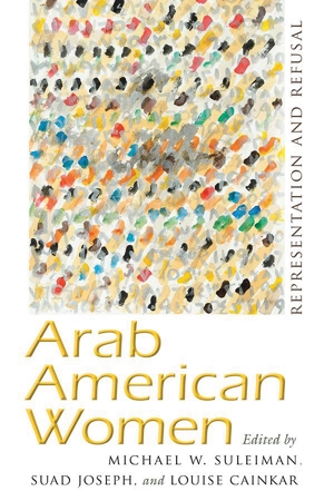 Cover for the book: Arab American Women