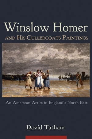 Cover for the book: Winslow Homer and His Cullercoats Paintings