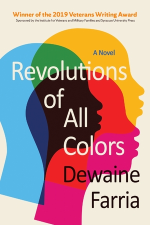 Cover for the book: Revolutions of All Colors