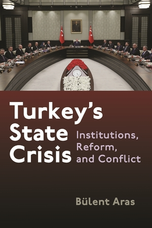 Cover for the book: Turkey's State Crisis