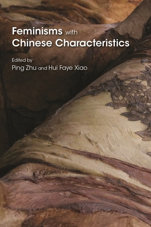 Cover for the book: Feminisms with Chinese Characteristics