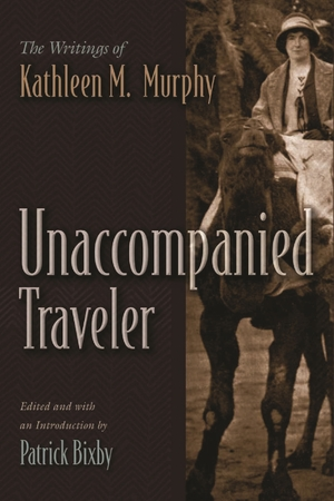 Cover for the book: Unaccompanied Traveler