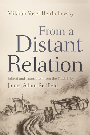 Cover for the book: From a Distant Relation