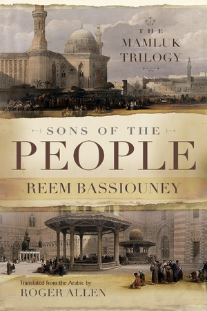 Cover for the book: Sons of the People