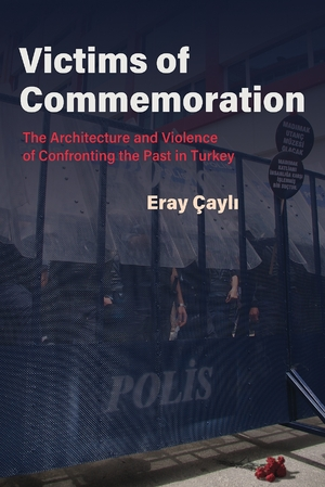 Cover for the book: Victims of Commemoration