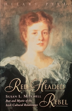 Cover for the book: Red-Headed Rebel, Susan L. Mitchell