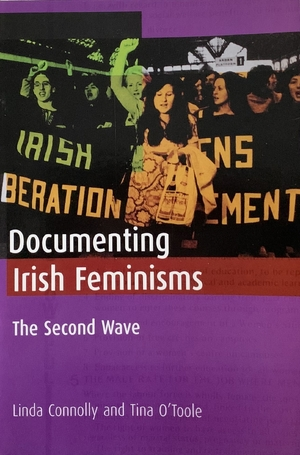 Cover for the book: Documenting Irish Feminisms
