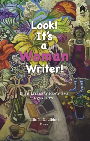 Cover for the book: Look! It's a Woman Writer!