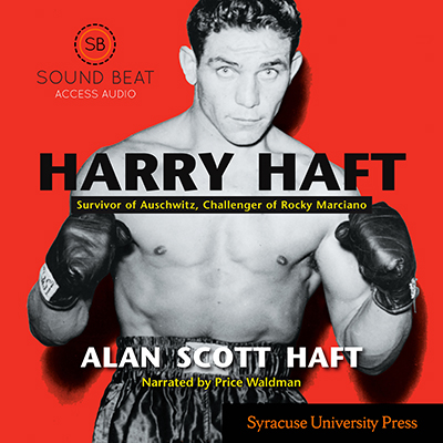 cover for the audiobook: Harry Haft