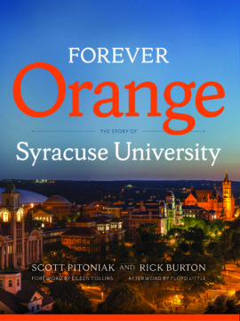 Forever Orange book cover