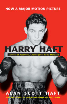 Harry Haft book cover