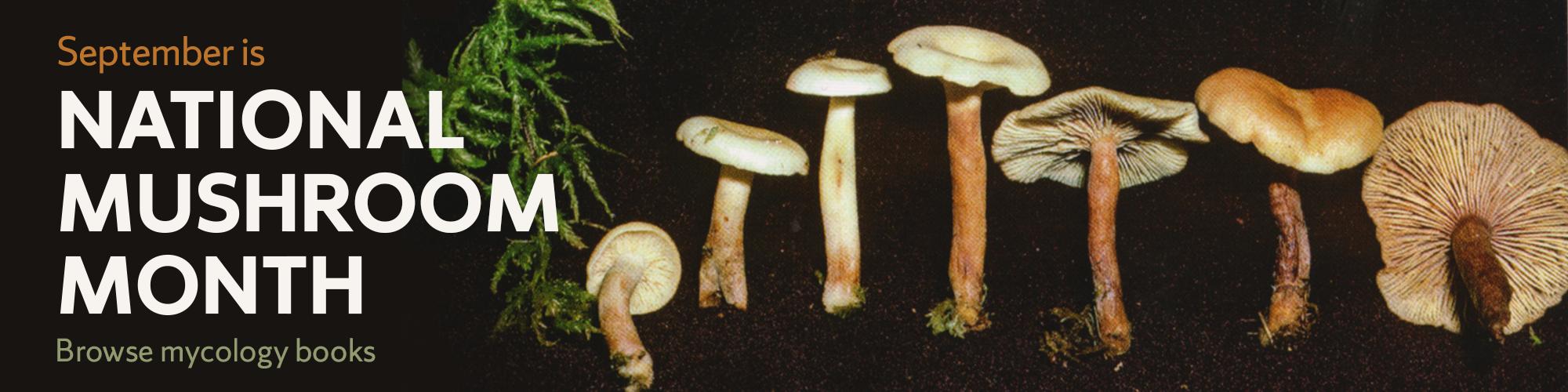 September is National Mushroom Mouth